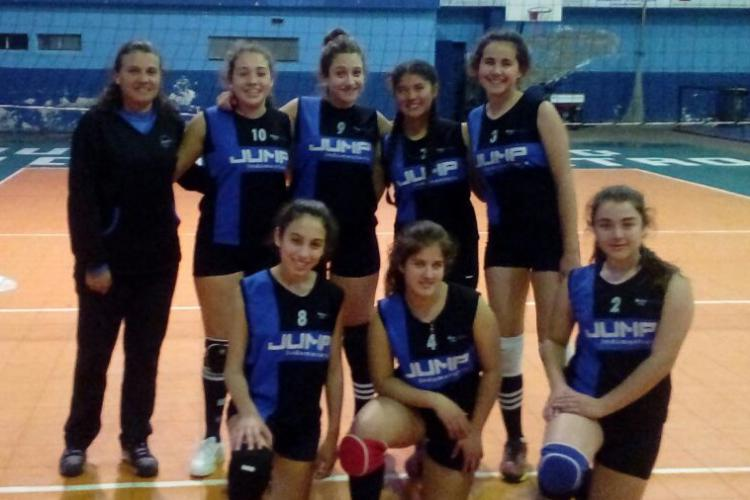 VOLEY, ALMA JUNIORS, SUB13, GRAND PRIX